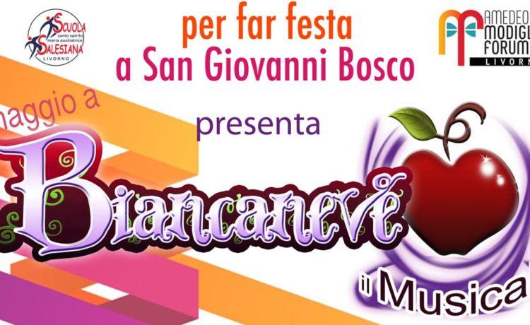 """""""Omaggio a Biancaneve"""": il musical presentato dal Polo Scolastico FMA!"""