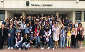3° meeting ERASMU+ M.A.U. in Bulgaria