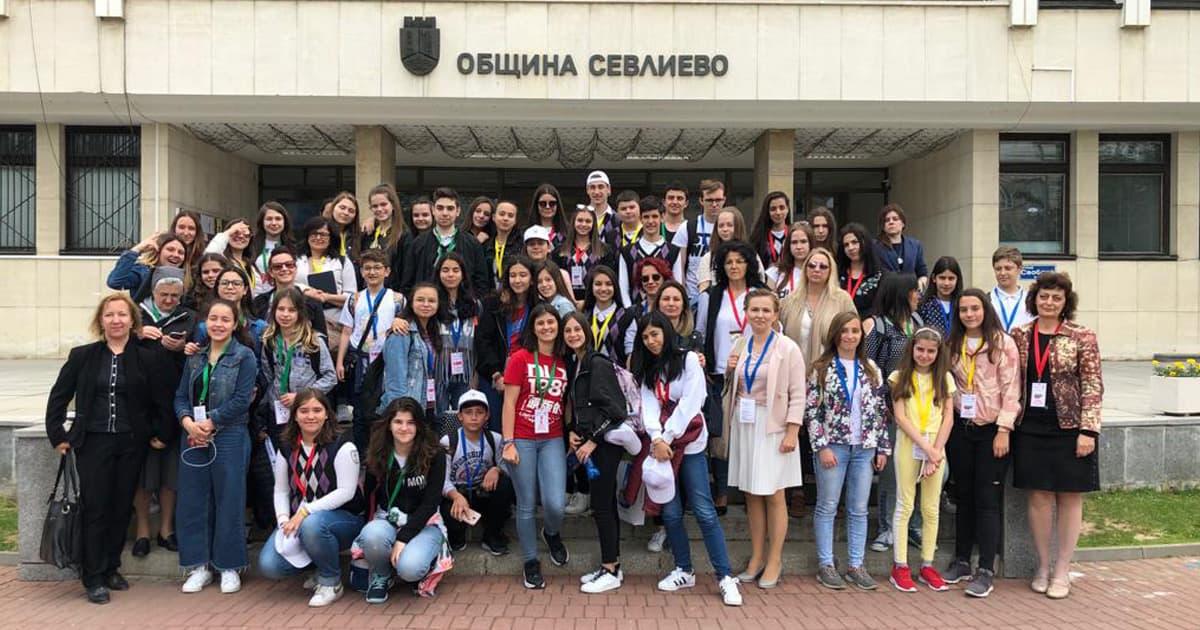 3° meeting ERASMU+ M.A.U. in Bulgaria