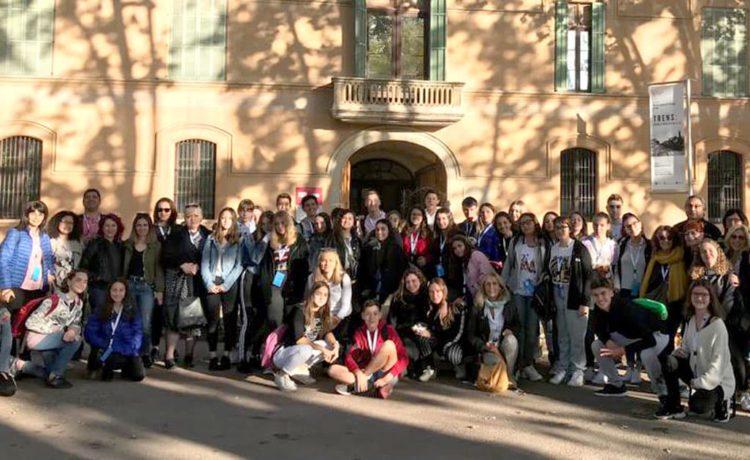 4° meeting Erasmus M.A.U. in Spagna