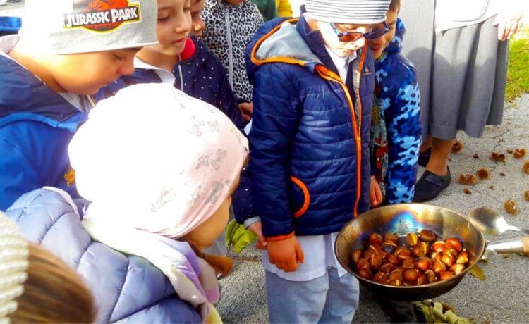 Castagne… ed è subito festa