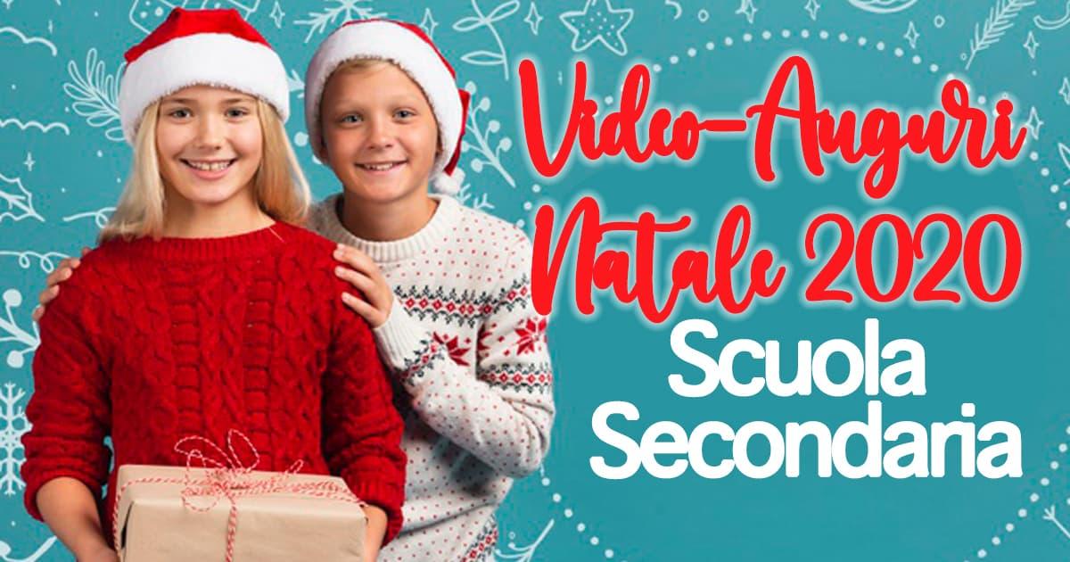 Video-Auguri di Natale Sc.Secondaria